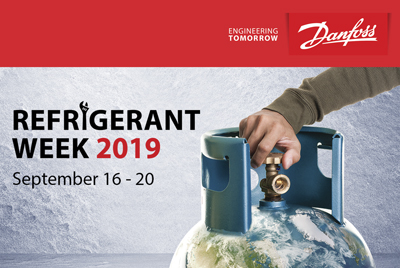 Danfoss Refrigerant Week